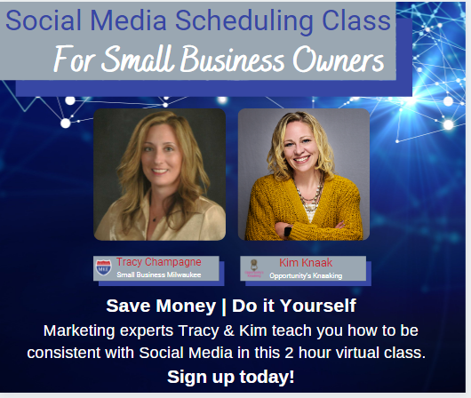 Social Media Scheduling Class for Busy Small Business Owners